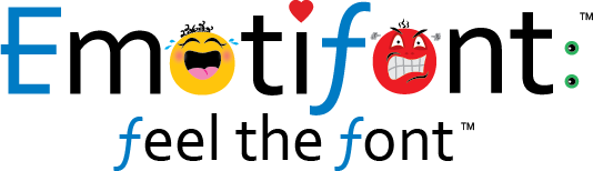 Emotifont: feel the font